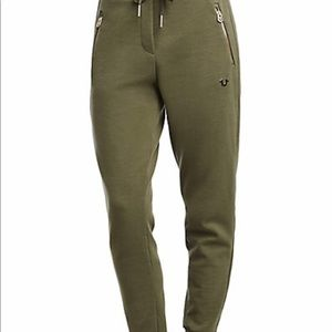 True Relgion Slim Jogget Sweatpants